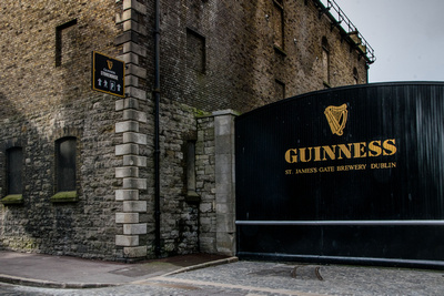 Guiness Storehouse St James's Gate